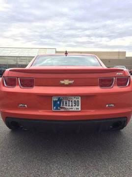 2010 Chevrolet Camaro for sale in Jacksonville, FL