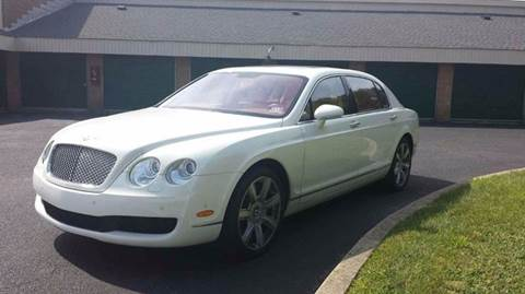2006 Bentley Continental Flying Spur for sale in Jacksonville, FL