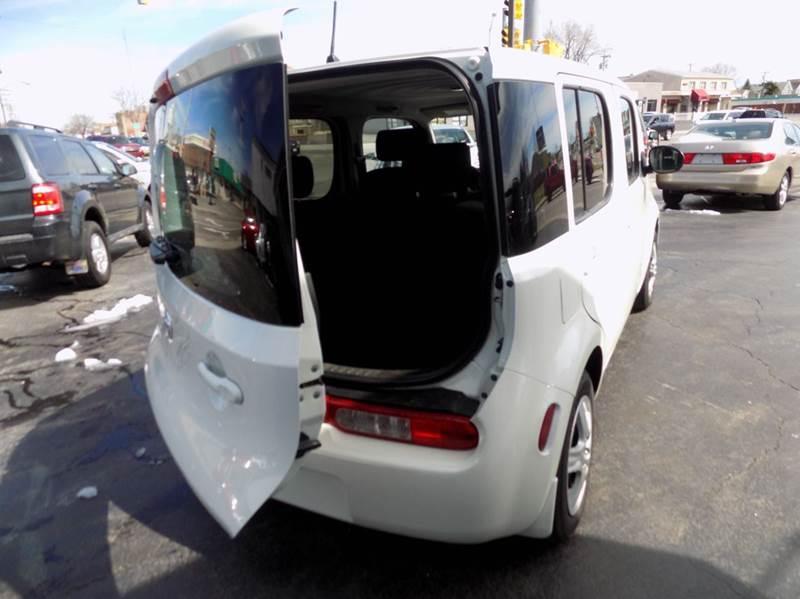 2009 Nissan cube 1.8 4dr Wagon - Buffalo NY