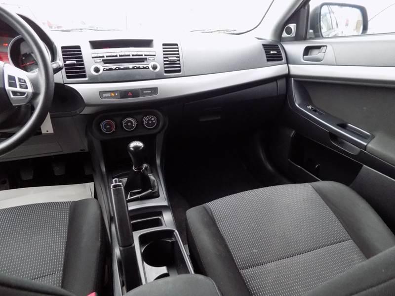 2008 Mitsubishi Lancer ES 4dr Sedan 5M - Buffalo NY