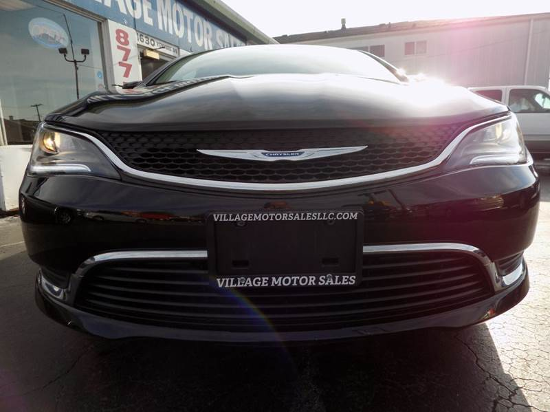 2016 Chrysler 200 Limited 4dr Sedan - Buffalo NY