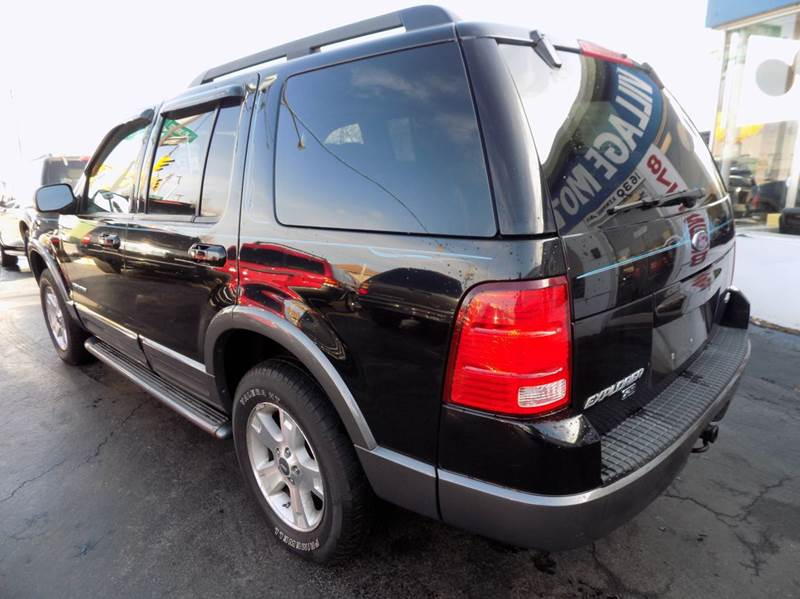 2005 ford explorer xlt 4dr 4wd suv in buffalo ny village motor sales. Cars Review. Best American Auto & Cars Review