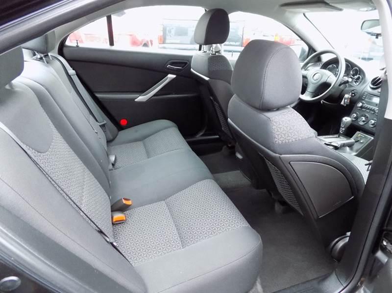 2008 Pontiac G6 Value Leader 4dr Sedan - Buffalo NY
