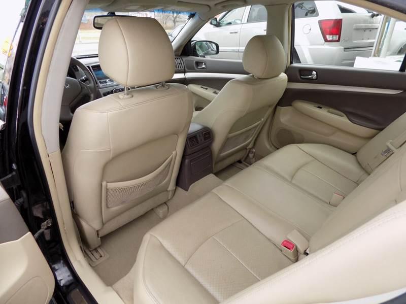 2007 Infiniti G35 AWD x 4dr Sedan - Buffalo NY