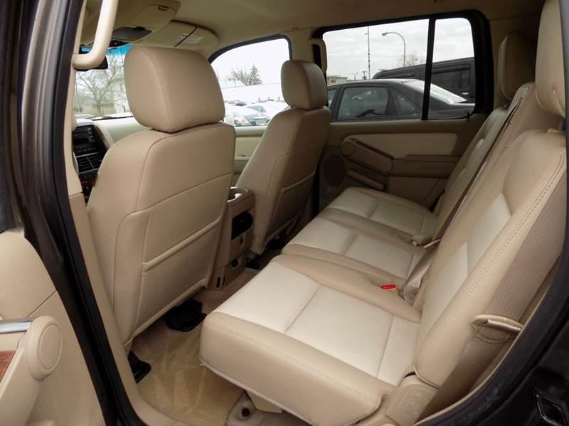 2008 Ford Explorer Eddie Bauer 4x4 4dr SUV (V6) - Buffalo NY