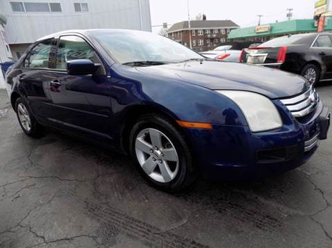 2006 Ford Fusion for sale in Buffalo, NY