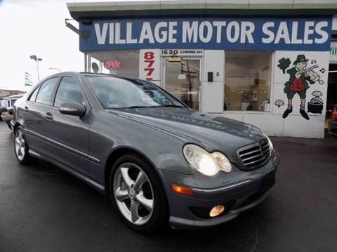2005 mercedes benz c class for sale in new york. Black Bedroom Furniture Sets. Home Design Ideas