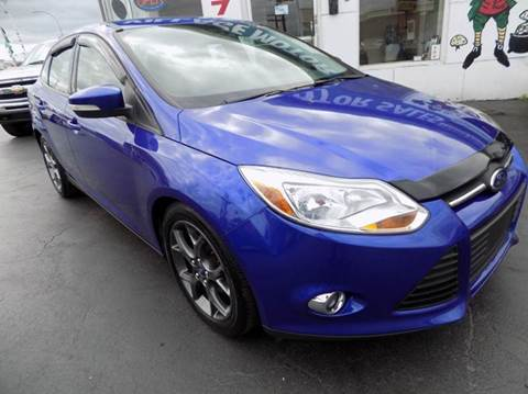 2013 Ford Focus for sale in Buffalo, NY