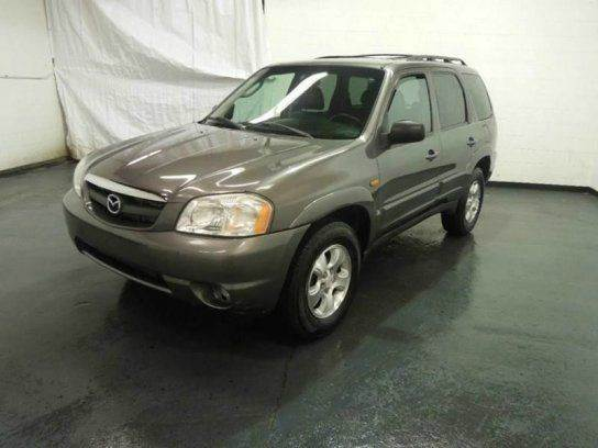 2003 Mazda Tribute ES-V6 4WD 4dr SUV - Grand Rapids MI