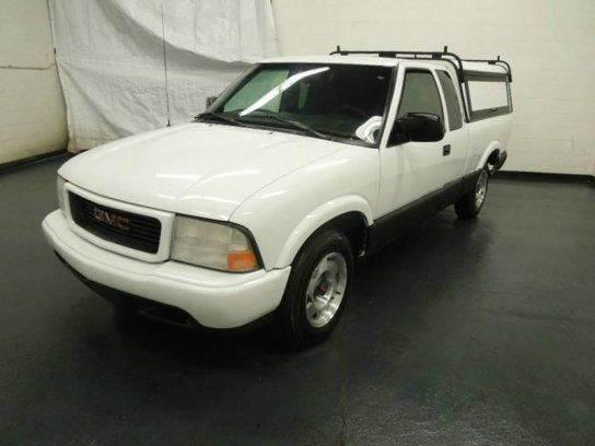 2000 GMC Sonoma 2dr SL Extended Cab SB - Grand Rapids MI