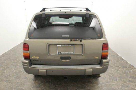 1996 Jeep Grand Cherokee Limited 4dr 4wd Suv In Grand