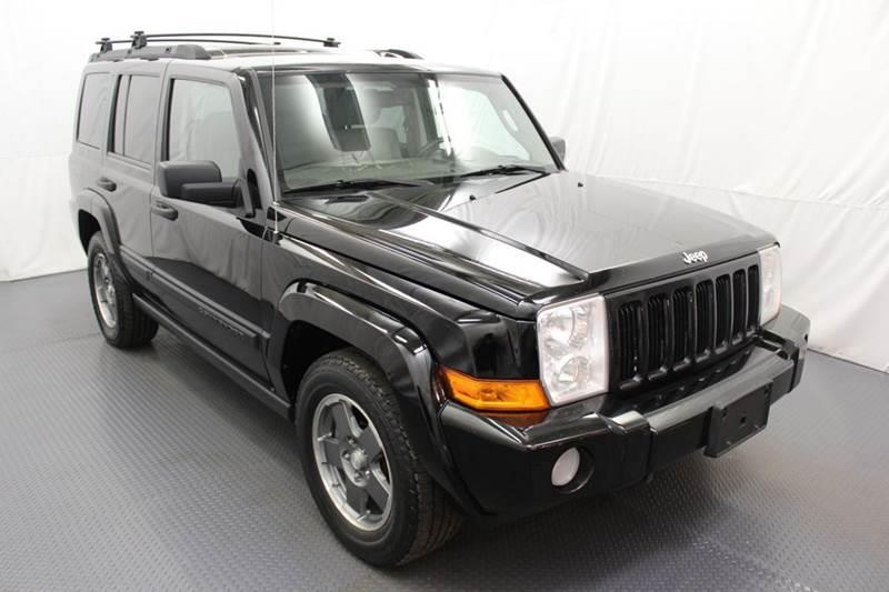 2006 Jeep Commander 4dr SUV 4WD - Grand Rapids MI