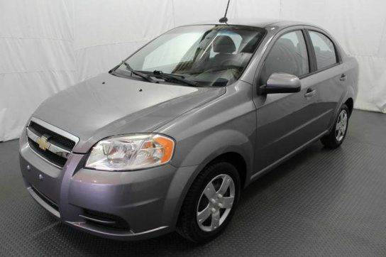 2010 Chevrolet Aveo LS 4dr Sedan - Grand Rapids MI