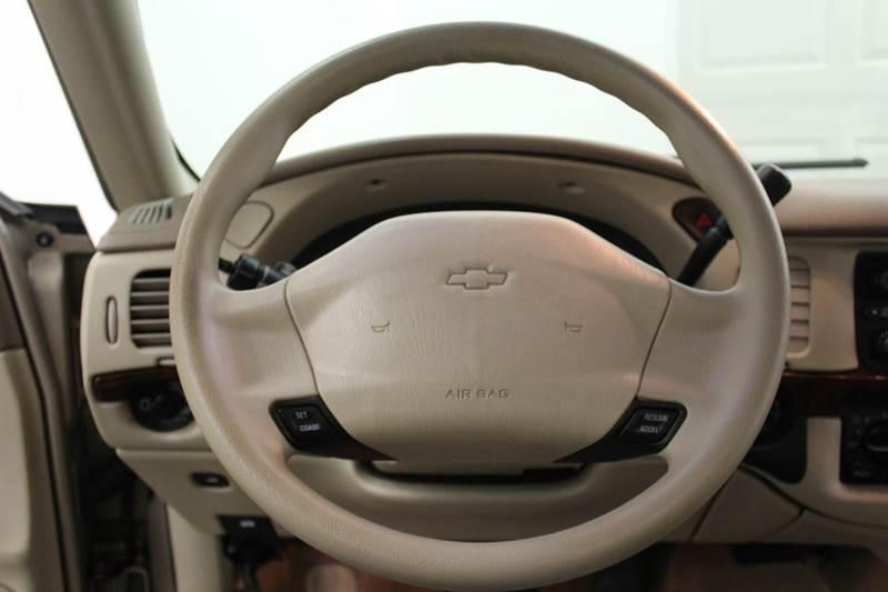 2002 Chevrolet Impala 4dr Sedan In Grand Rapids Mi Paris