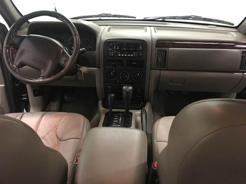 2000 Jeep Grand Cherokee 4dr Laredo 4WD SUV - Grand Rapids MI