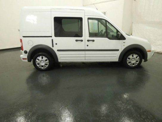 2011 Ford Transit Connect Xlt 4dr Cargo Mini Van W Side
