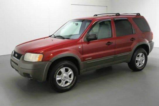 2001 Ford Escape XLT 4WD 4dr SUV - Grand Rapids MI