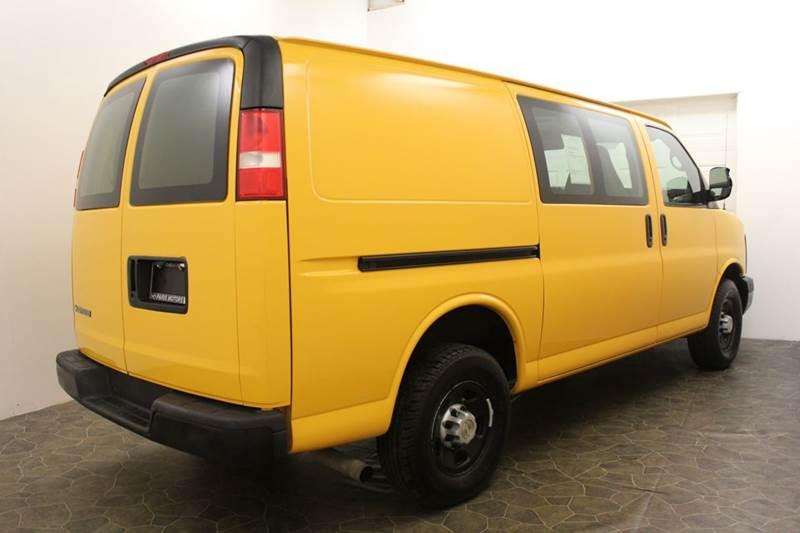 2007 Chevrolet Express Cargo 2500 3dr Cargo Van - Grand Rapids MI