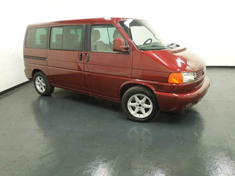 2003 Volkswagen Eurovan Gls 3dr Mini Van In Grand Rapids