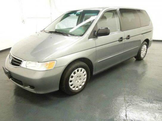 2002 Honda Odyssey LX 4dr Mini-Van - Grand Rapids MI