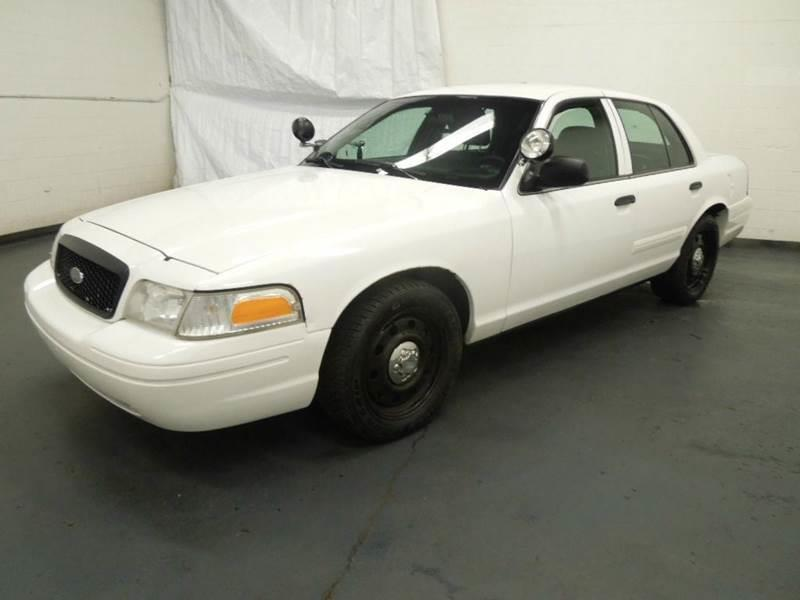 2011 Ford Crown Victoria Police Interceptor In Grand
