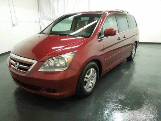 2005 Honda Odyssey EX 4dr Mini Van - Grand Rapids MI