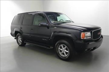 1999 Gmc Yukon For Sale Carsforsale Com