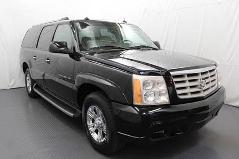 Cadillac Escalade Esv For Sale Grand Rapids Mi