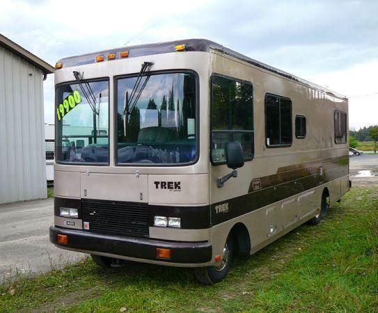 1992 Safari Trek Pathfinder - Springville NY