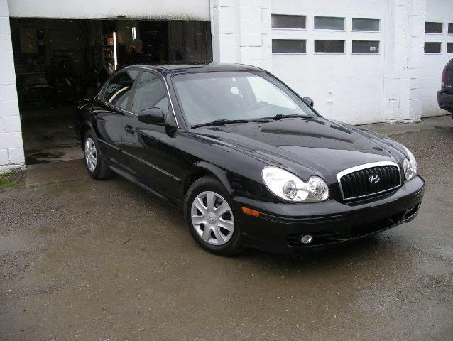 2005 Hyundai Sonata  - Springville NY