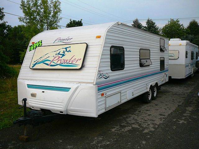 1997 Prowler Travel Trailer 27' Bunkhouse  - Springville NY
