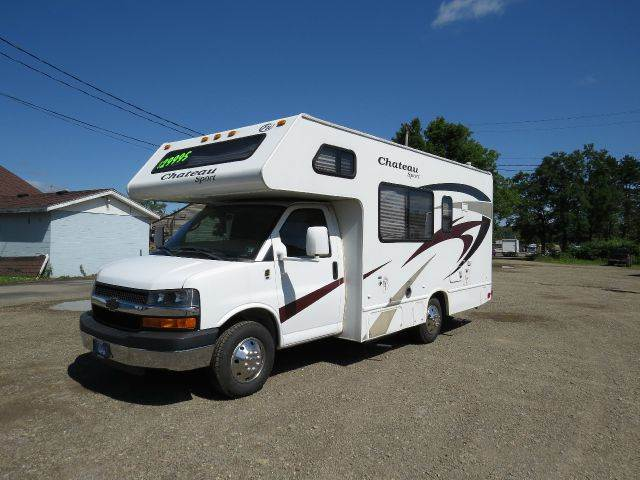 2008 Chateau Sport 21RB