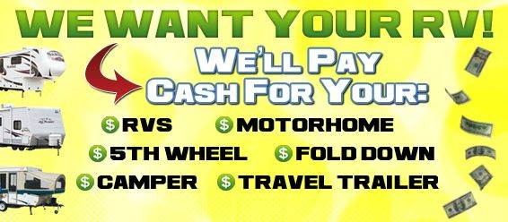2014 Cash For Your RV 1