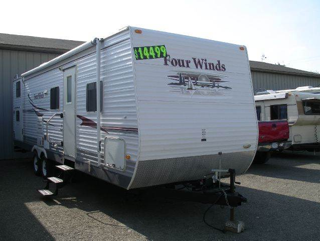 2007 FOUR WINDS quad bunk 31B with slideout  - Springville NY