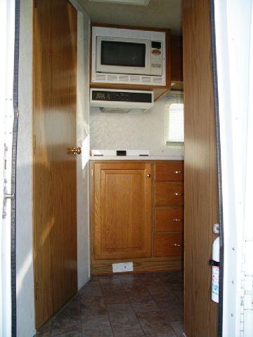 2001 Carri-Go Class B Motorhome 24'  - Springville NY