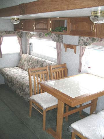 2001 Keystone 3 SLIDE Sprinter 5TH WHEEL 327RLS - Springville NY