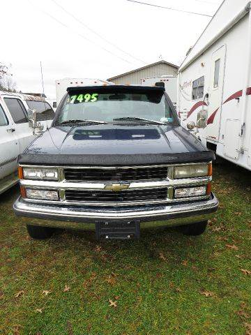 1996 chevrolet c k 3500 series for sale. Black Bedroom Furniture Sets. Home Design Ideas