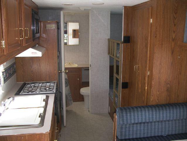 1999 MALLARD Travel Trailer 25 A Bunkhouse  - Springville NY