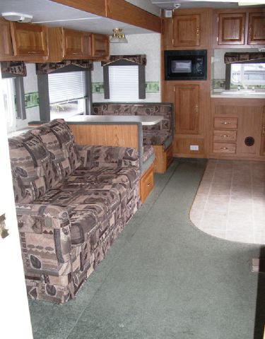 2003 SALEM Travel Trailer or Park Model 32FKSS Super slideout  - Springville NY