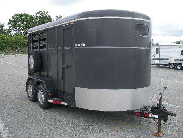2000 Corn Pro Horse / Livestock Trailer  - Springville NY