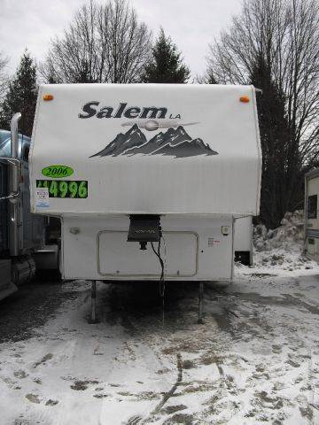 2006 Forest River Salem LA 336BH 5th Wheel