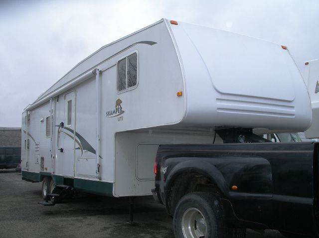 2002 SKAMPER Lite bunkhouse 5th wheel with SLIDEOUT