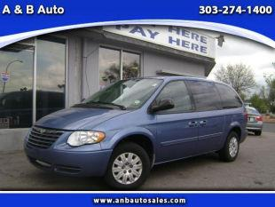 2007 Chrysler Town and Country for sale in Lakewood, CO