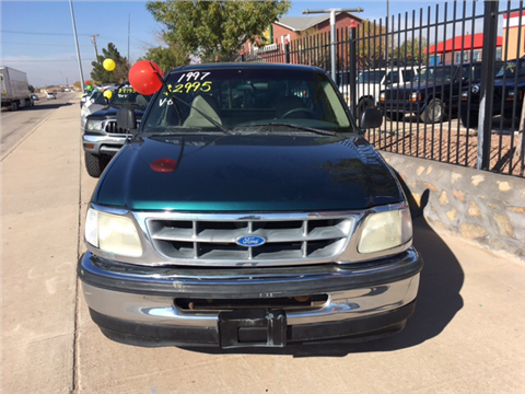 1997 Ford F-150 for sale in El Paso, TX