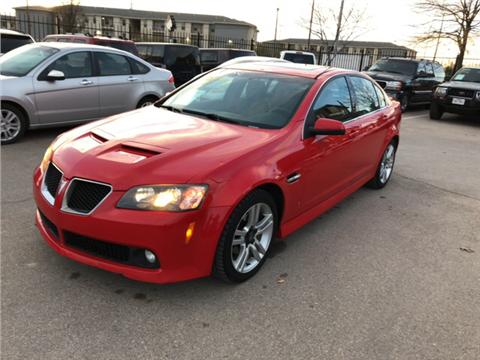 2009 Pontiac G8 for sale in El Paso, TX