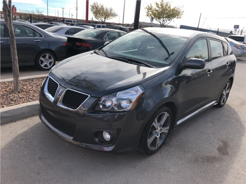 2010 Pontiac Vibe for sale in El Paso, TX