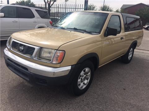 1998 Nissan Frontier for sale in El Paso, TX