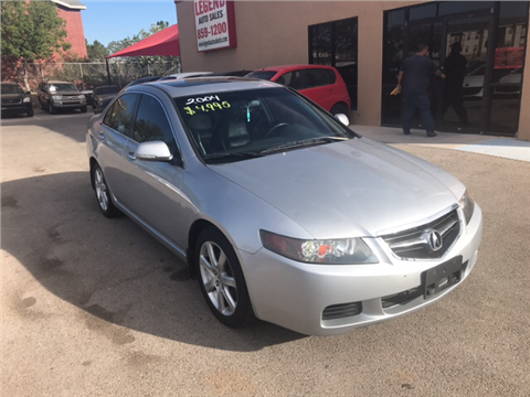 Acura TSX For Sale Carsforsalecom - 2004 acura tsx engine for sale