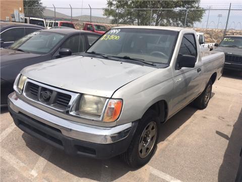 1999 Nissan Frontier for sale in El Paso, TX