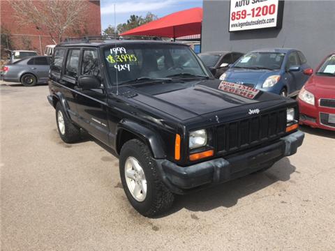 1999 Jeep Cherokee for sale in El Paso, TX